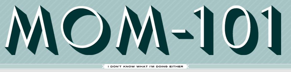 Mom-101™ logo