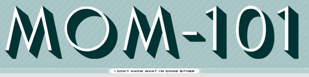 Mom-101™ header image