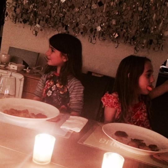 makeshift christmas eve dinner  | mom101