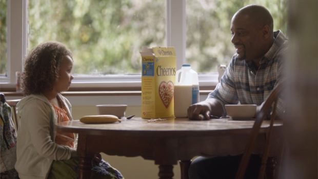 Cheerios Super Bowl Ad