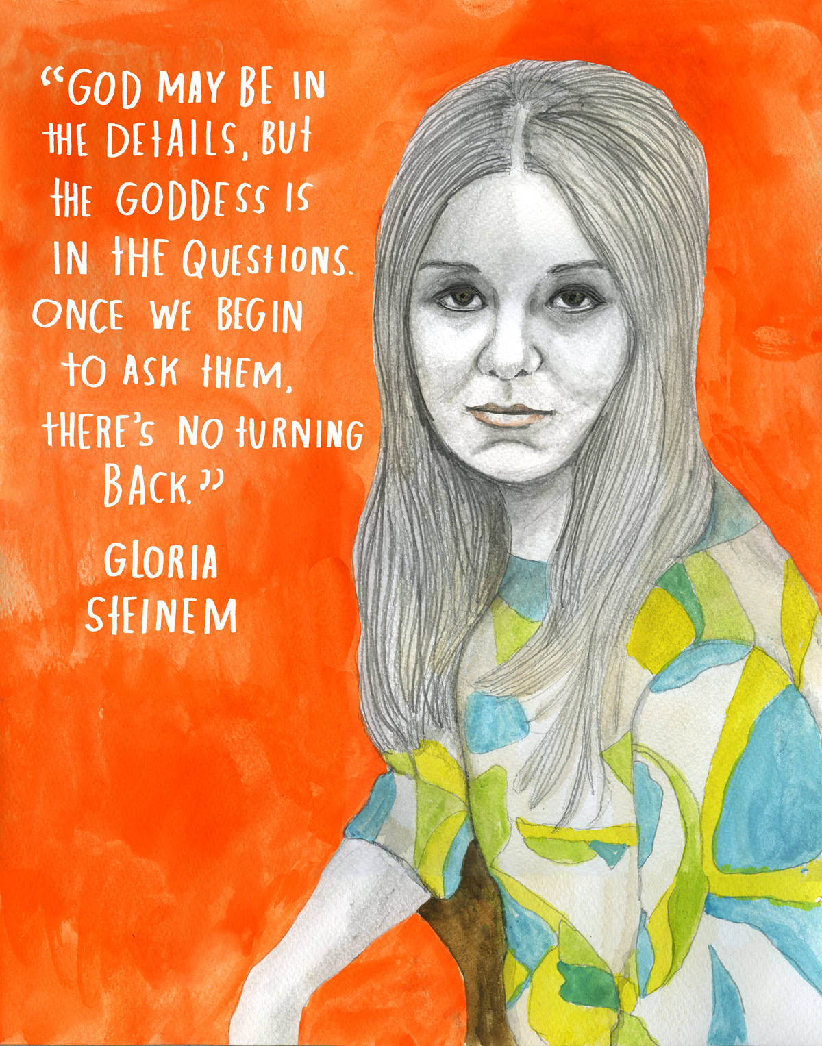 Gloria Steinem at 80: Not fighting against all odds. | Mom ...