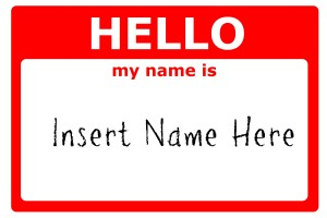 Bad pitches: Insert Name Here | Mom101