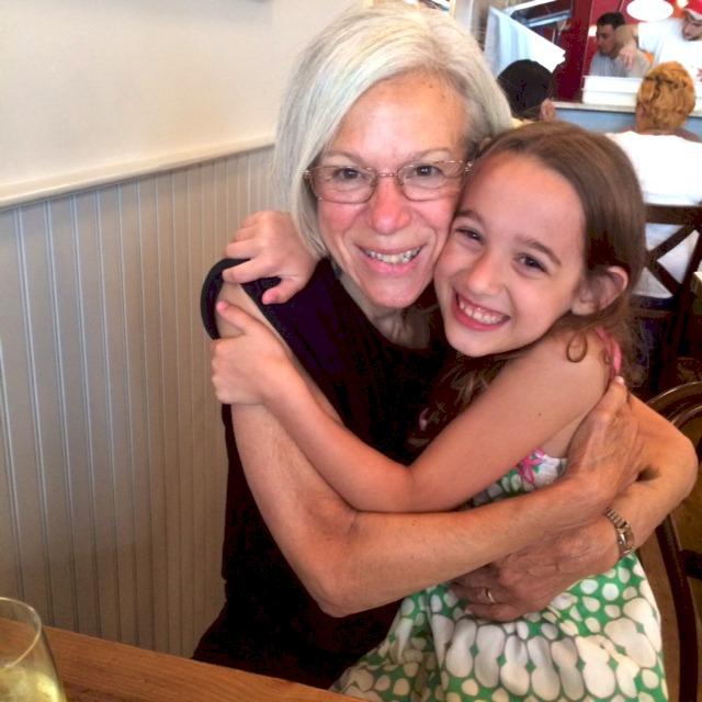 T and Grandma at 9 | Mom101